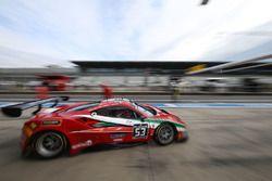 #53 AF Corse Ferrari 488 GT3: Ishikawa Motoaki, Lorenzo Bontempelli, Olivier Beretta