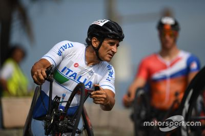 Alex Zanardi na Paralimpíada do Rio de Janeiro