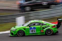 #105 MSC Sinzig e. V. im ADAC, Audi TT: Rudi Speich, Roland Waschkau, Dirk Vleugels, Thorsten Jung