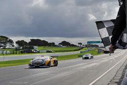 Winner race 2 #777 The Bend Motor Sport Park Lamborghini Gallardo R-EX: Yasser Shahin