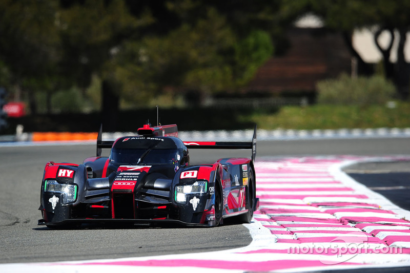 LMP1 - Audi Sport Team Joest