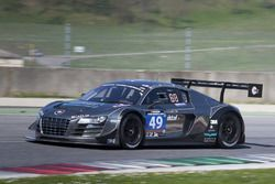 #49 Drivex Audi R8 LMS Ultra: William Paul, Rene Ogrocki, Jose Luis Talermann