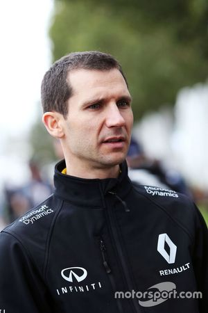 Remi Taffin, Renault Sport F1 Director técnico de motor