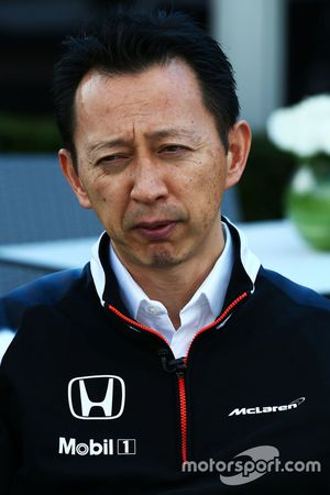 Yusuke Hasegawa, Honda F1 Programının Başı