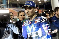 Polesitter Jorge Lorenzo, Movistar Yamaha MotoGP, Yamaha