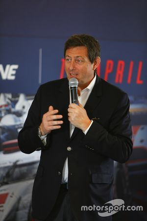 Gerad Neveu, CEO FIA WEC