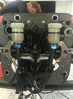Auto Venturi 2016-2017 es armado en la fábrica 2016-2017