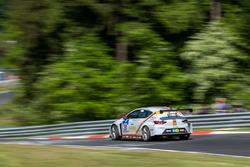 #201 mathilda racing - Team pistenkids SEAT Leon: Georg Niederberger, Jürgen Wohlfarth Murrhardt, An