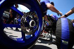 Un pneu Michelin