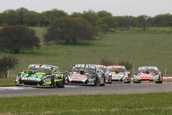 Mauro Giallombardo, Alifraco Sport Ford, Pedro Gentile, JP Racing Chevrolet, Norberto Fontana, Labor