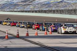 Ferrari Challenge ready