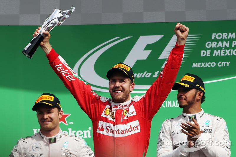 Lío y cambio de podio: Verstappen baja, Vettel sube