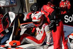 #45 Manor Oreca 05 Nissan: Mathias Beche
