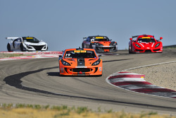 #19 Performance, Ginetta GT4: Parker Chase