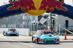 Matias Jalaf, CAR Racing Torino, Esteban Gini, Nero53 Racing Torino