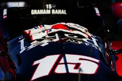 Car of Graham Rahal, Rahal Letterman Lanigan Racing Honda