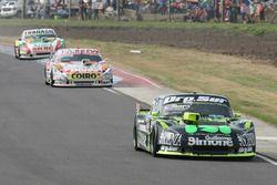 Mauro Giallombardo, Stopcar Maquin Parts Racing Ford, Sergio Alaux, Coiro Dole Racing Chevrolet, Mariano Altuna, Altuna Competicion Chevrolet