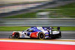 #41 Greaves Motorsport, Ligier JSP2 - Nissan: Memo Rojas, Julien Canal
