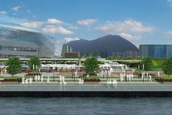Kai Tak Sports Park, Illustration