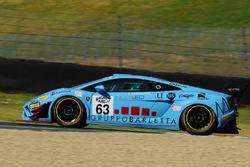 Lamborghini Gallardo GT3 #63, Postiglione-Gagliardini, Imperiale Racing