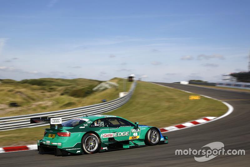 6. Edoardo Mortara, Audi Sport Team Abt Sportsline, Audi RS 5 DTM