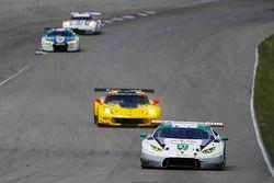 #27 Dream Racing Lamborghini Huracan GT3: Fabio Babini, Cedric Sbirrazzuoli