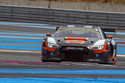 #14 Optimum Motorsport Audi R8 LMS: Flick Haigh, Joe Osborne, Ryan Ratcliffe, Edward Sandstroem