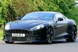 Spyshot de l'Aston Martin Vanquish S