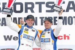 PC-Sieger: #54 CORE Autosport, Oreca FLM09: Jon Bennett, Colin Braun