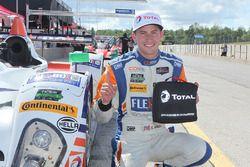 PC gandor de la pole Colin Braun, CORE autosport