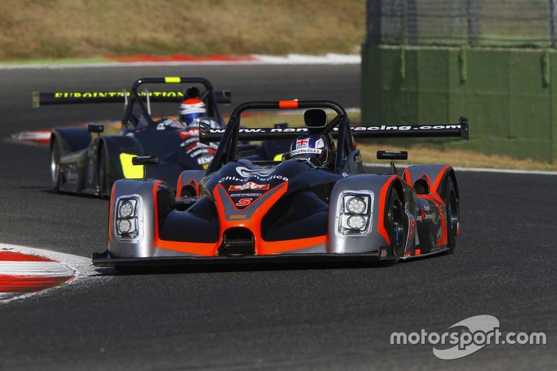 Walter Margelli, Nannini Racing, Norma-M20F-CN2 #5