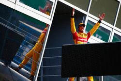 Podium: Antonio Giovinazzi, PREMA Racing
