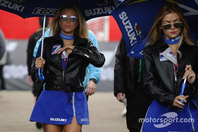 Chicas de Suzuki