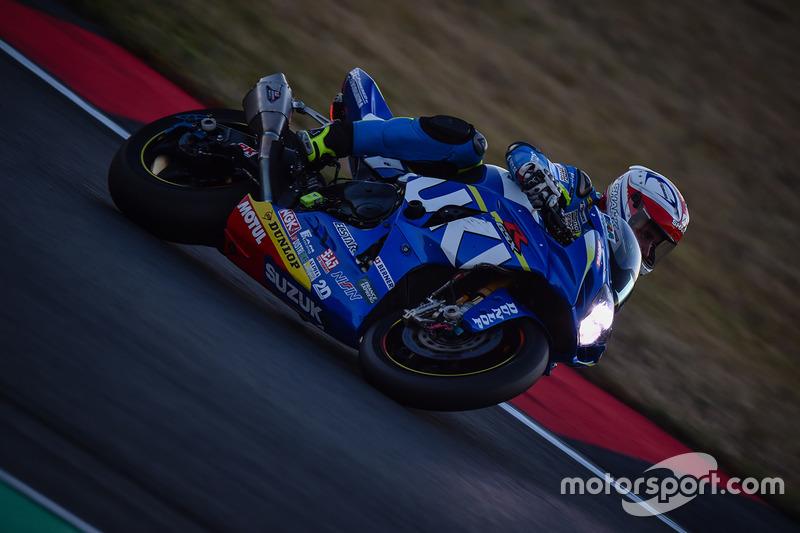 #1, Suzuki Endurance Racing Team, SERT, Anthony Delhalle, Etienne Masson, Vincent Philippe