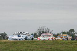 Laureano Campanera, Donto Racing Chevrolet, Juan Pablo Gianini, JPG Racing Ford, Leonel Pernia, Las