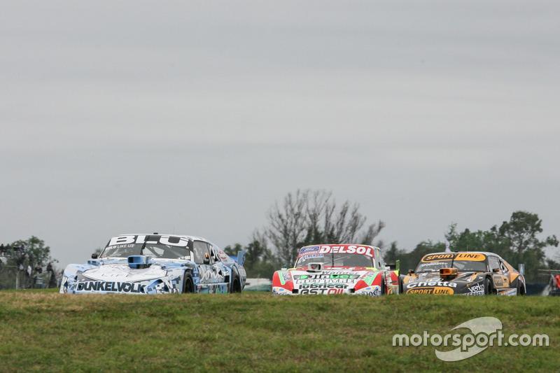 Laureano Campanera, Donto Racing Chevrolet, Juan Pablo Gianini, JPG Racing Ford, Leonel Pernia, Las Toscas Racing Chevrolet