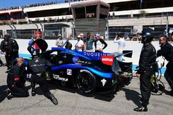 #19 Duqueine Engineering, Ligier JSP3: David Hallyday, David Droux, Dino Lunardi