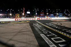 Darlington Raceway atmosphere