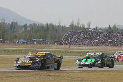 Leonel Pernia, Las Toscas Racing Chevrolet, Mauro Giallombardo, Alifraco Sport Ford