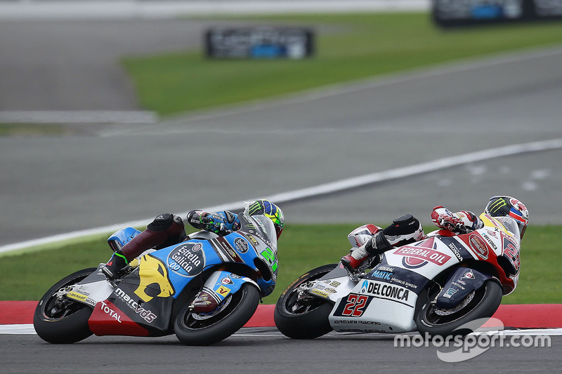 Sam Lowes, Federal Oil Gresini Moto2, Franco Morbidelli, Marc VDS