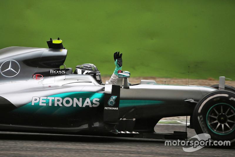 2016 - Nico Rosberg (Mercedes)