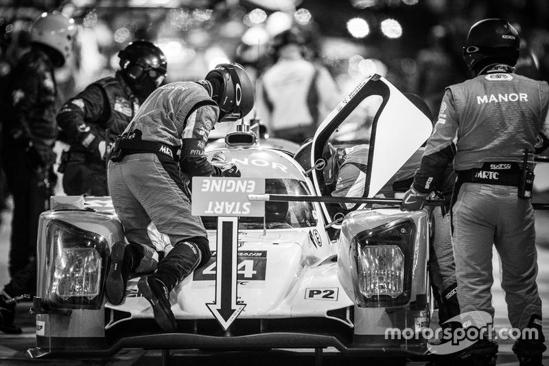 Тор Грейвс, Мэтт Рао, Роберто Мери, #44 Manor Oreca 05 - Nissan