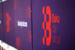Baku city circuit logo
