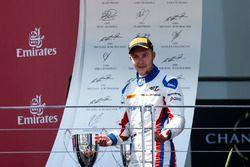 Le troisième Sergey Sirotkin, ART Grand Prix