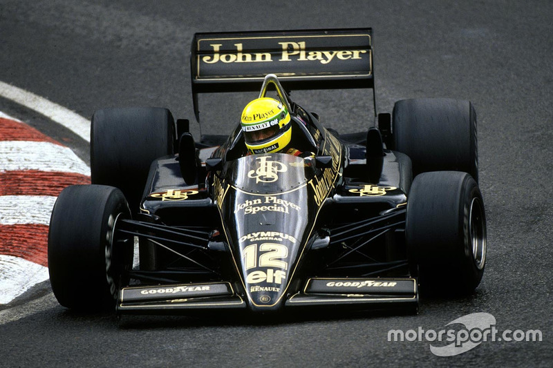 2 - GP de Bélgica, 1985, Spa-Francorchamps