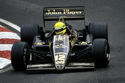 Ayrton Senna, Lotus Renault