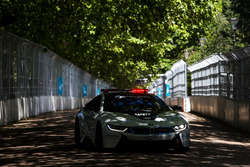 BMW i8, Safety car