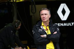 Bob Bell, directeur technique Renault Sport F1 Team