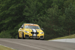 #54 JDC/Miller Motorsports BMW 228i: Michael Johnson, Stephen Simpson