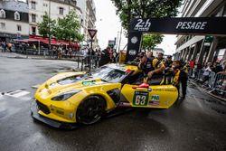 #63 Corvette Racing, Chevrolet Corvette C7-R